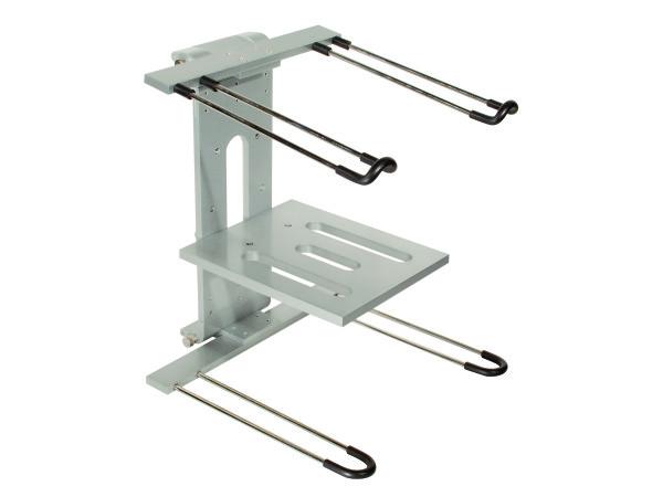 JS-LPT400 - Portable Laptop Stand (Silver)