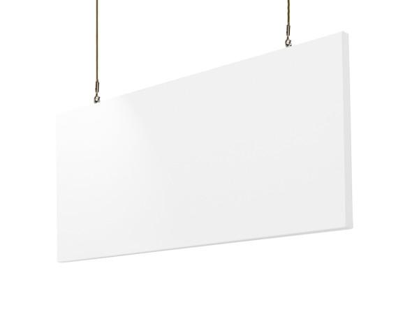 Saturna - White Hanging Acoustic Baffle
