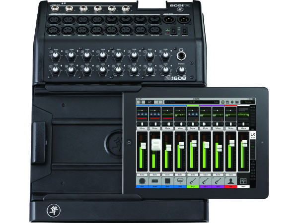 DL1608 16 Channel Digital Live Mixer