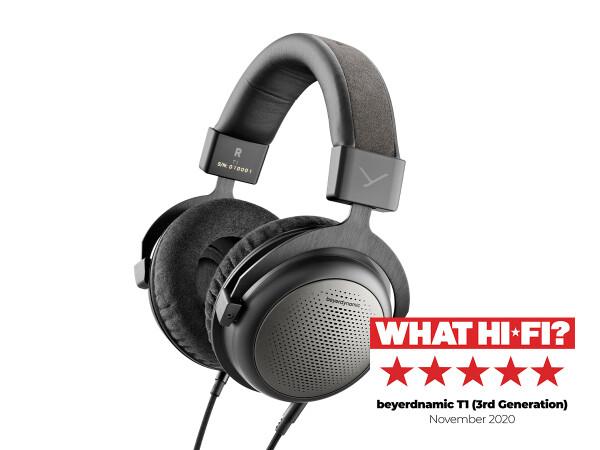 beyerdynamic T1 (3rd Generation) Open-Back Premium Headphones