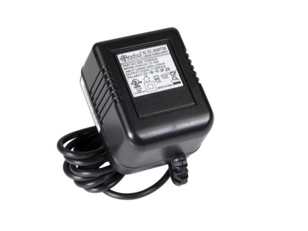 Radial 15V Power Supply