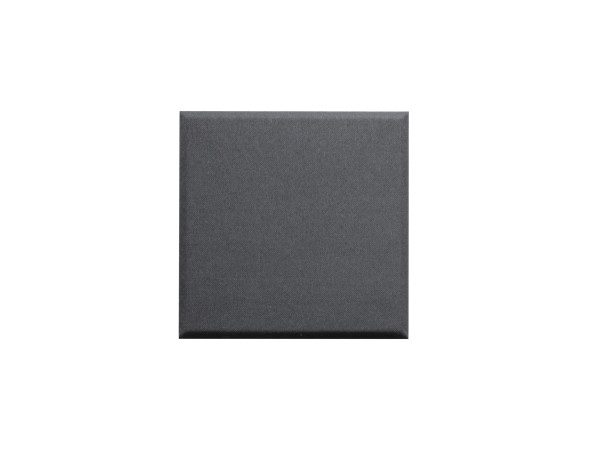 "Control Cube 2"" Bevelled Edge - Black Acoustic Wall Panel"