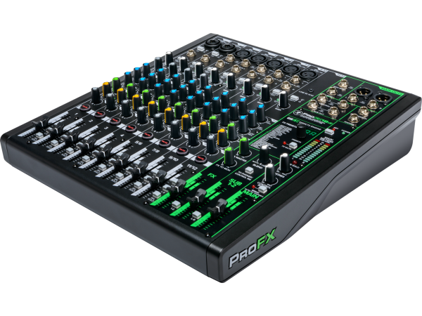 ProFX12v3 - 12 Channel Effects USB Mixer