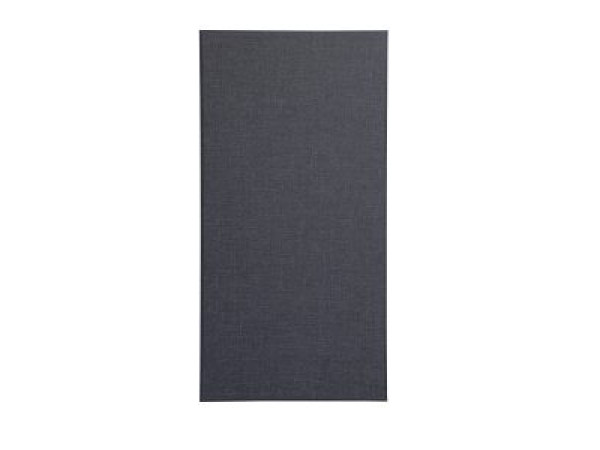 "Broadband Absorber 1"" Bevelled Edge - Black  (24"" x 48"" x 1"")"