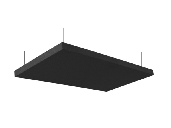 Nimbus - Black Acoustic Ceiling Cloud