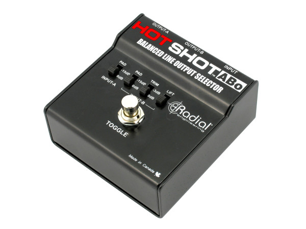 HotShot ABo -Line Output Selector