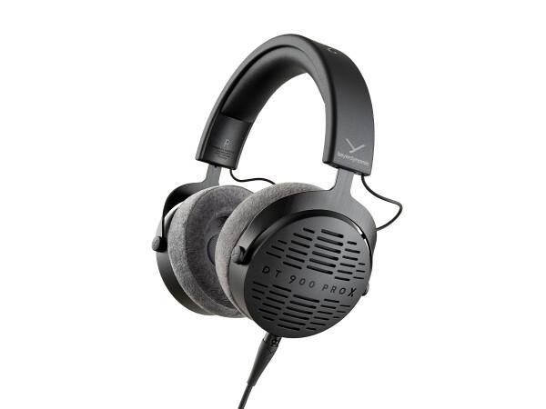 beyerdynamic DT 900 PRO X Open-Back Studio headphones for Critical Listening, Mixing & Mastering (48 Ohm)