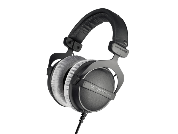 beyerdynamic DT 770 Pro Closed Dynamic Headphone (80 Ohm)