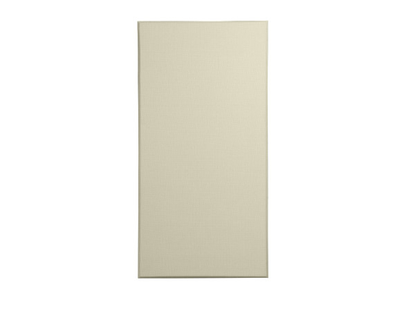 "Broadband Absorber in Beige with Bevelled Edge (24"" x 48"" x 2"")"