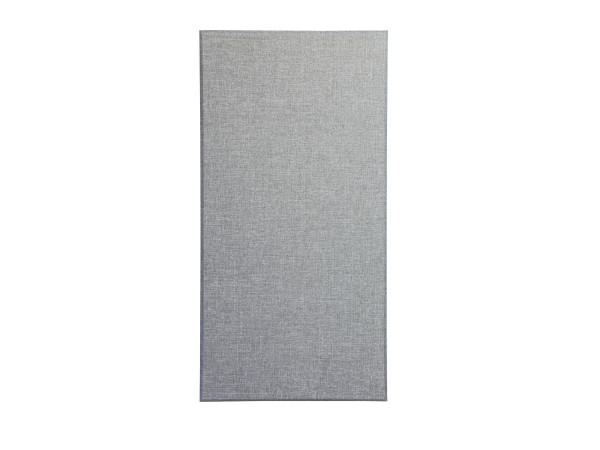 "Broadband Absorber in Grey with Bevelled Edge (24"" x 48"" x 2"")"