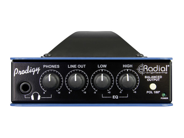 Headload Prodigy - Combination load box and DI