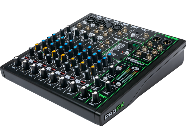 ProFX10v3 - 10 Channel Effects USB Mixer