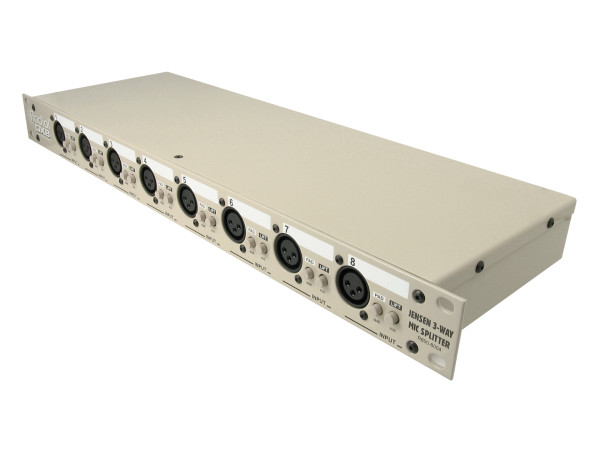 OX8-j 8-Channel 3-way Splitter