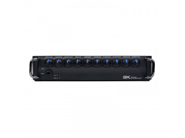 Fusion S 500 Bass Amplifier