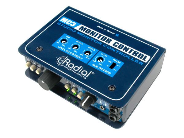 MC3 V2 Monitor Controller