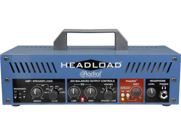 Headload V8 - Guitar Amp Load Box
