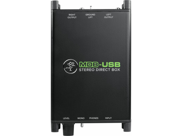 MDB-USB Stereo Direct Box with USB