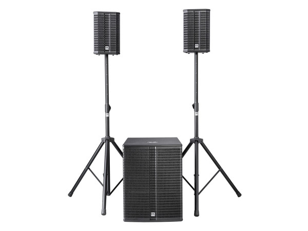 LUCAS 2K18 Active Stereo System
