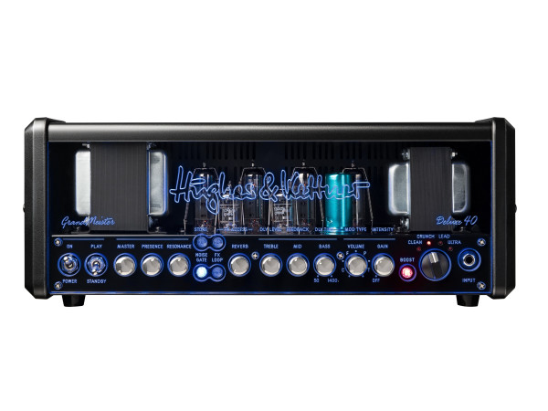 GrandMeister Deluxe 40 Guitar Head