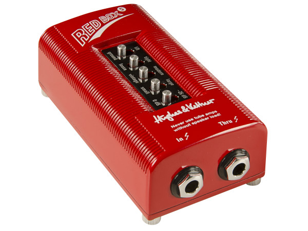 RED BOX MK5 - DI Box