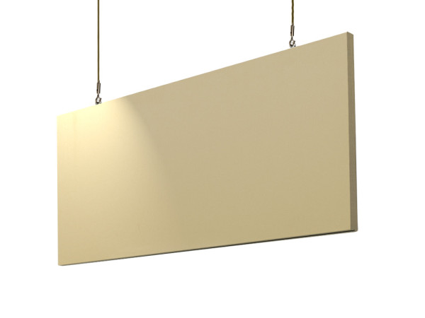 Saturna - Beige Hanging Acoustic Baffle