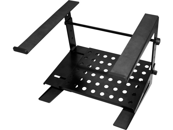 JS-LPT200 - Double-Tier Laptop/DJ Stand