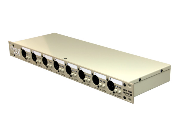 LX8 - Line Level Signal Splitter and Isolator