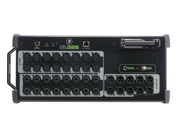 DL32S 32 Channel Wireless Digital Mixer