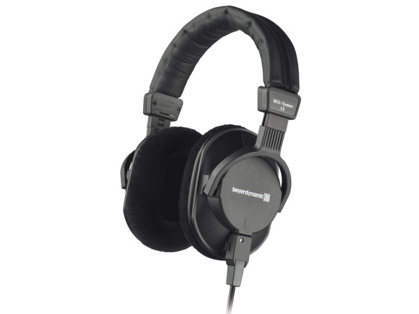 DT 250 Closed Dynamic Headphones (80 Ohm)