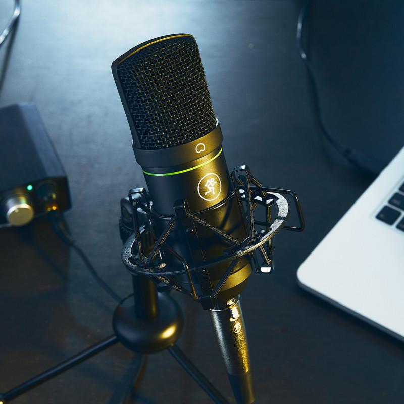 Explore Microphones