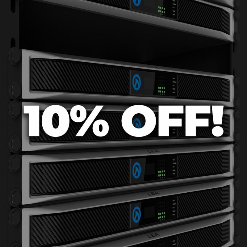 10% OFF! image